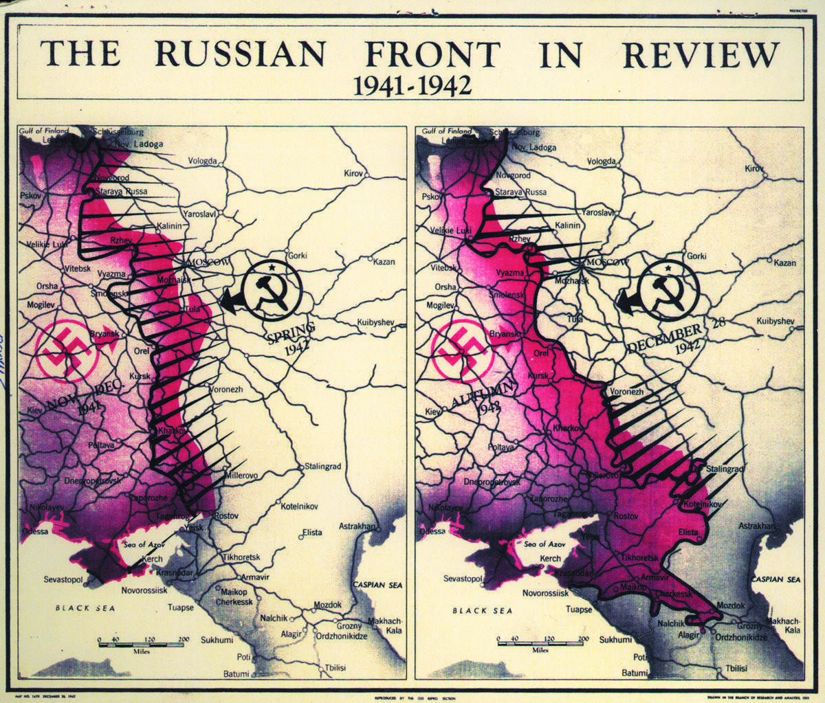 The Russian Front 1941