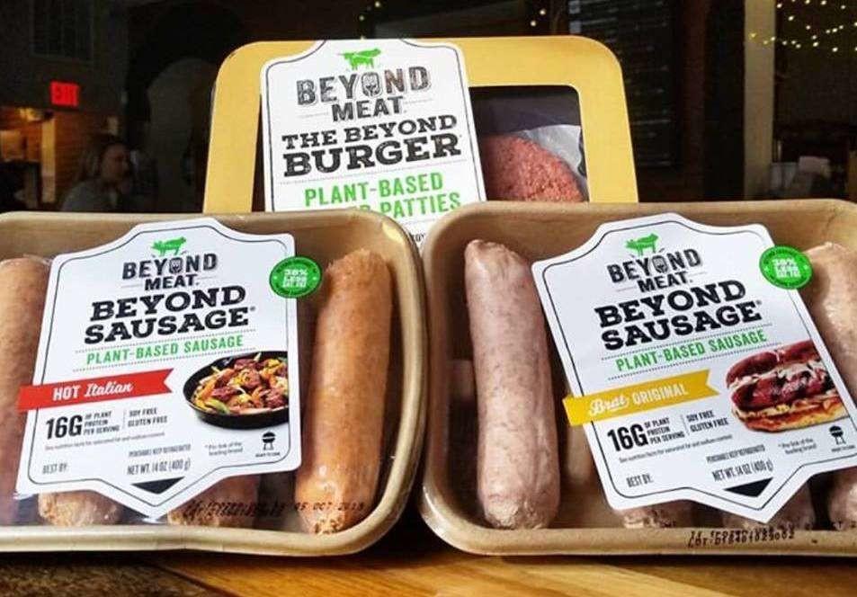 La fausse viande à base de protéines végétales, un alternative « durable » à l'élevage ?