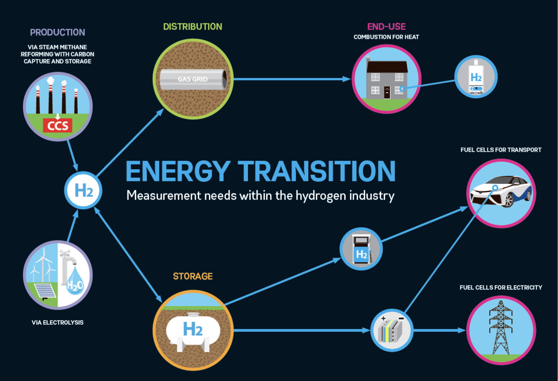Why hydrogen could be the future of green energy | World