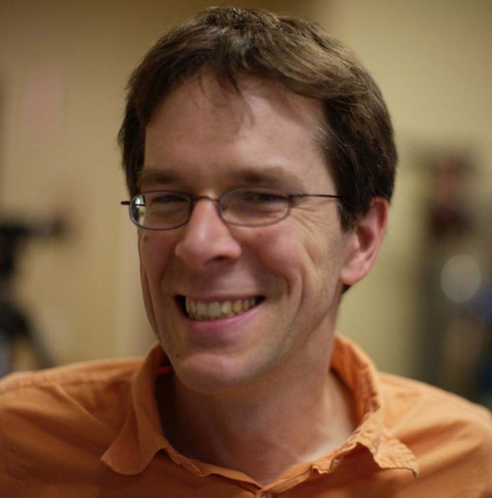 Robert Tappan Morris, in 2008.