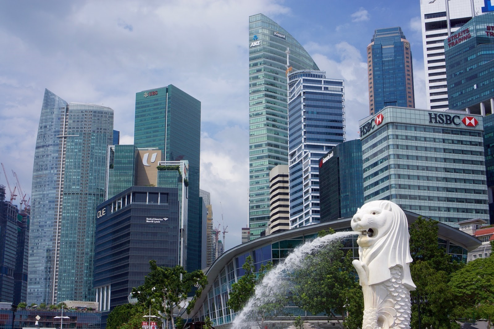 Singapore is riding a wave of growing tourist visits