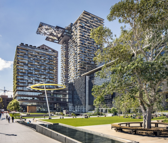 One Central Park, Sydney