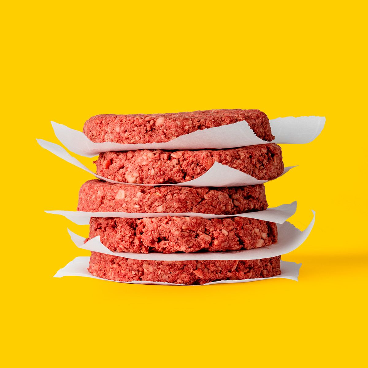 Impossible Burger patties