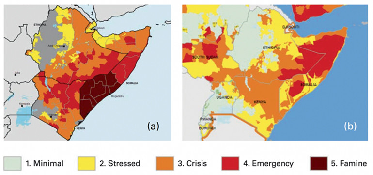 Advances in FEWS NET's monitoring and communication contributed to a much better outcome when drought hit East Africa in 2016 and 2017 compared to the 2011 Somali famine.