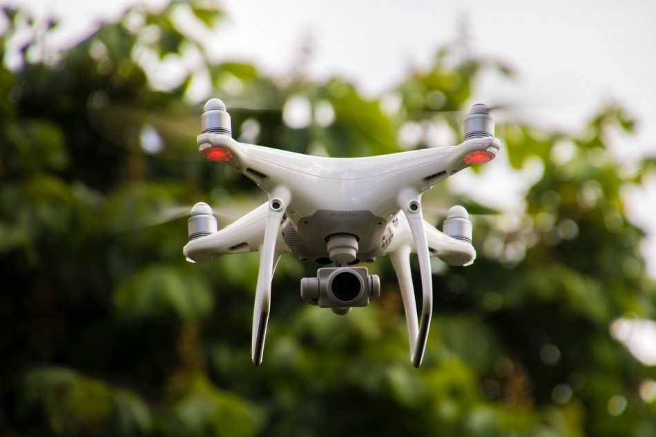 FAO and its partners are using drones to assess where agricultural systems are at particular risk from natural disasters.