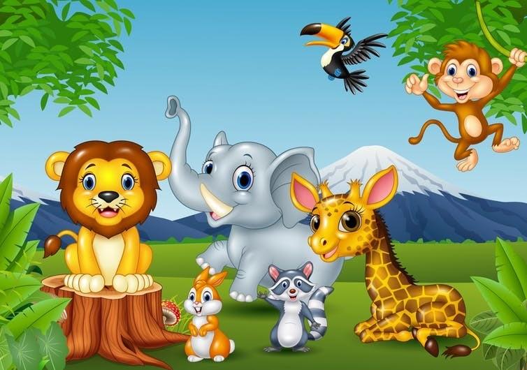 L'anthropomorphisme nous fait projeter des attributs et des intentions chez des animaux et des objets animés