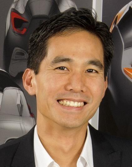 Anthony Lo World Economic Forum