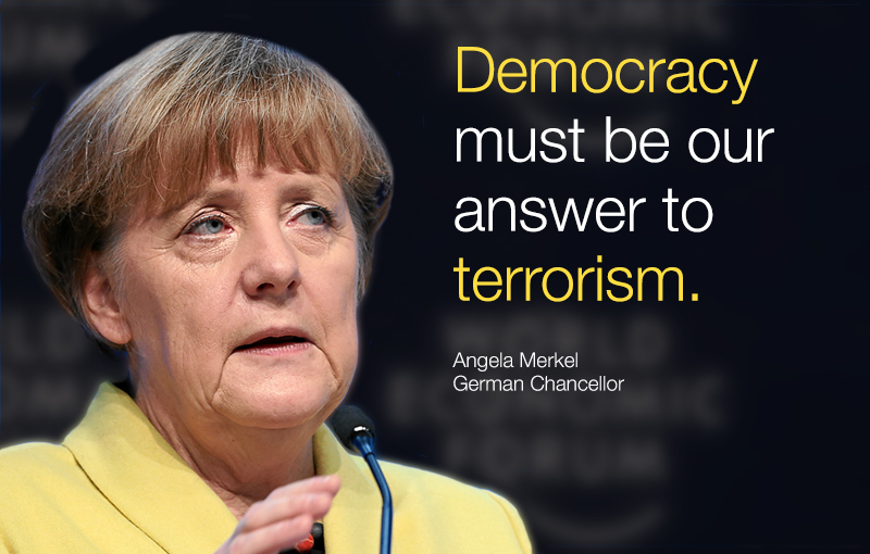 12 Quotes From Angela Merkel At Davos 2015 World Economic Forum
