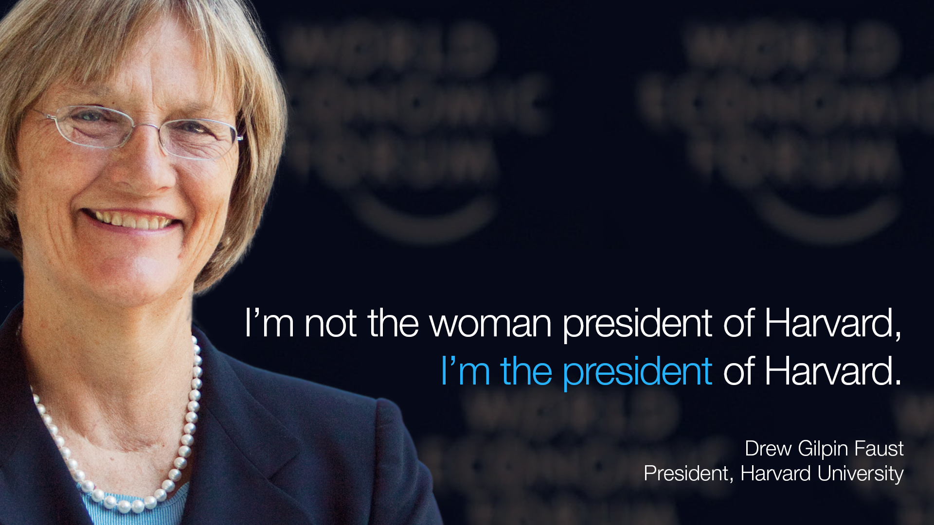 10 Quotes From Leaders On Gender Equality World Economic Forum