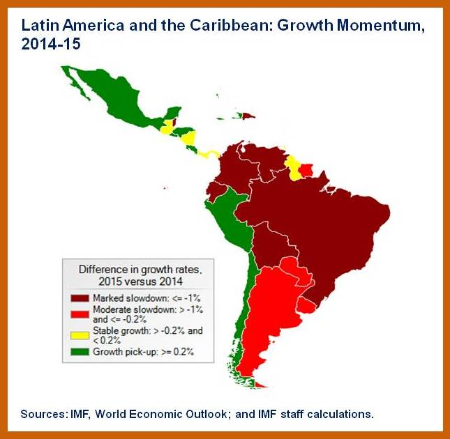 150420-latin america growth prospects IMF map