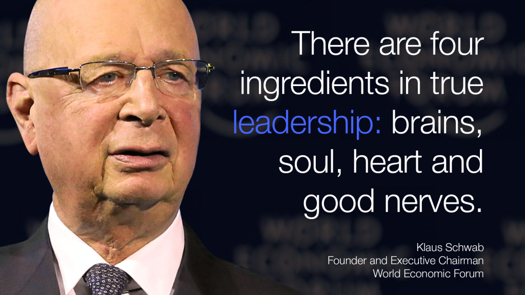 61 Inspirational Leadership Quotes World Economic Forum