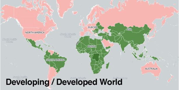 term for developing nations In the 2016 edition of its world development indicators, the world bank has made a big choice: it's no longer distinguishing between developed countries and.