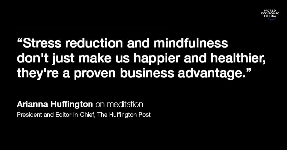 the world as meditation