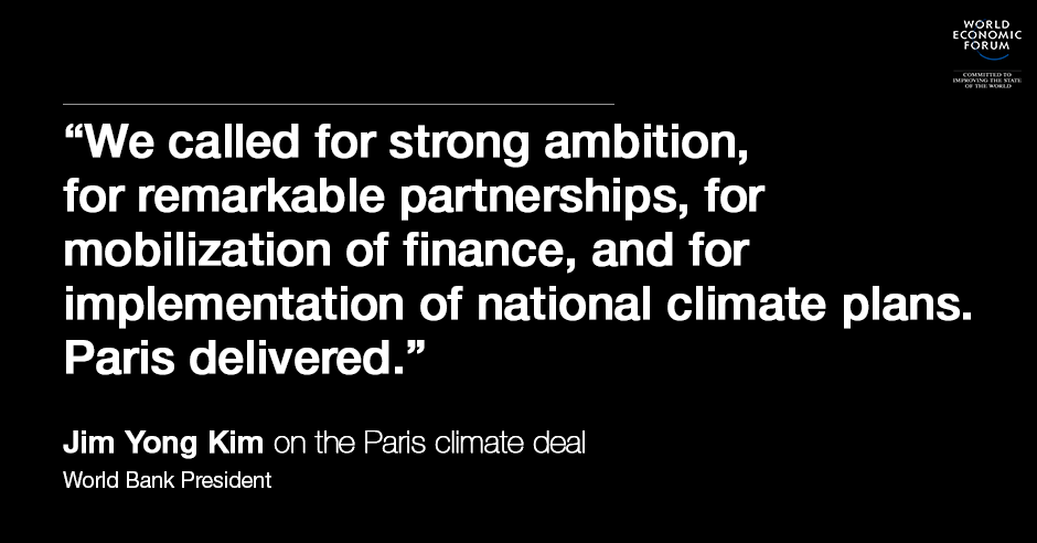Why The Paris Agreement Is A Model For 21st Century Global