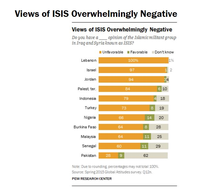 1512B32-How does the Muslim world view the US ISIS