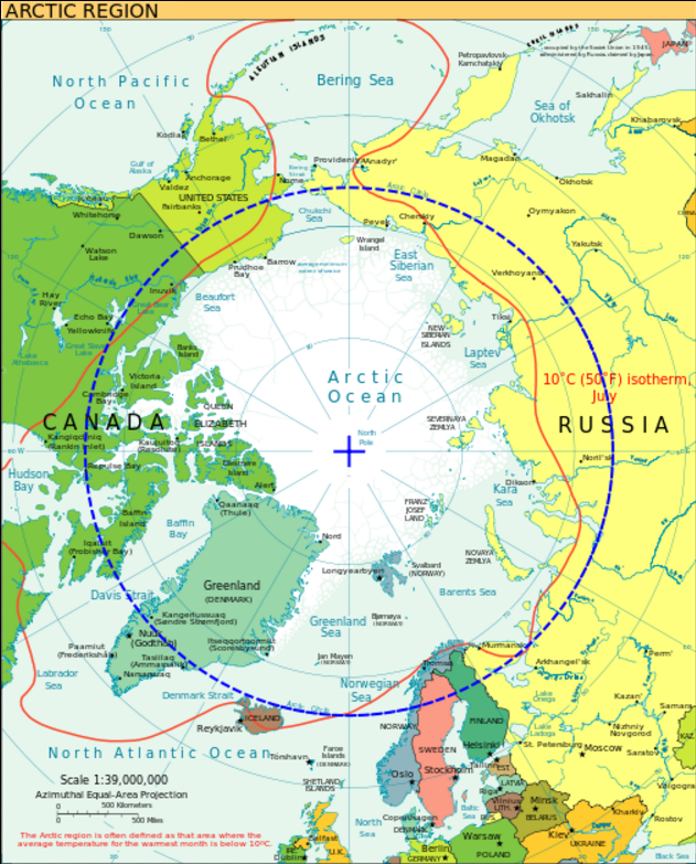 160105-arctic map CIA world factbook