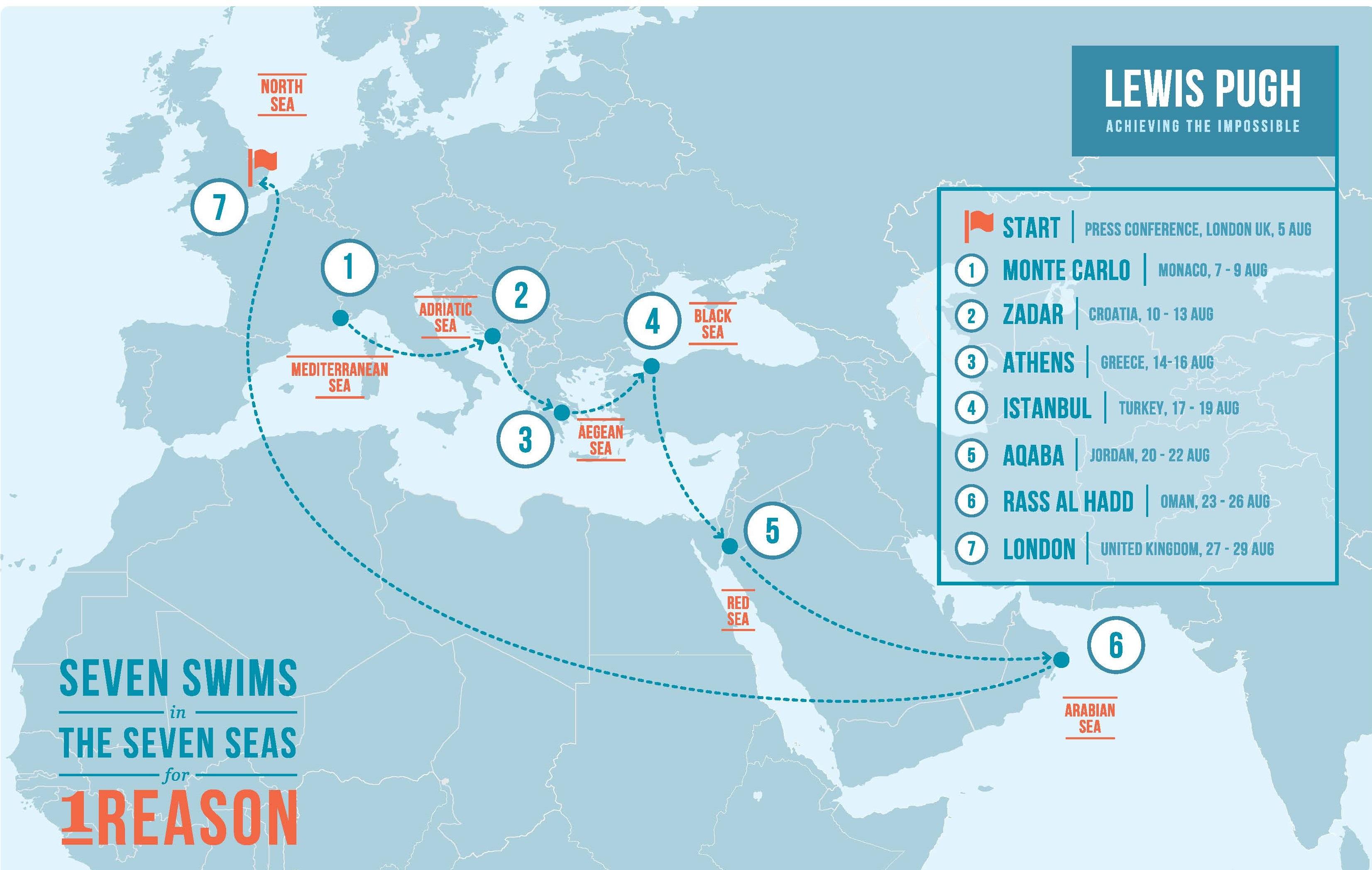 lewis push seven seas map